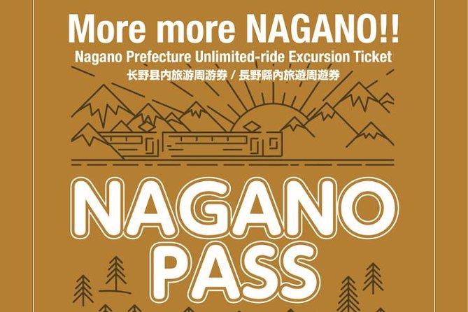 Nagano 5-Day Pass