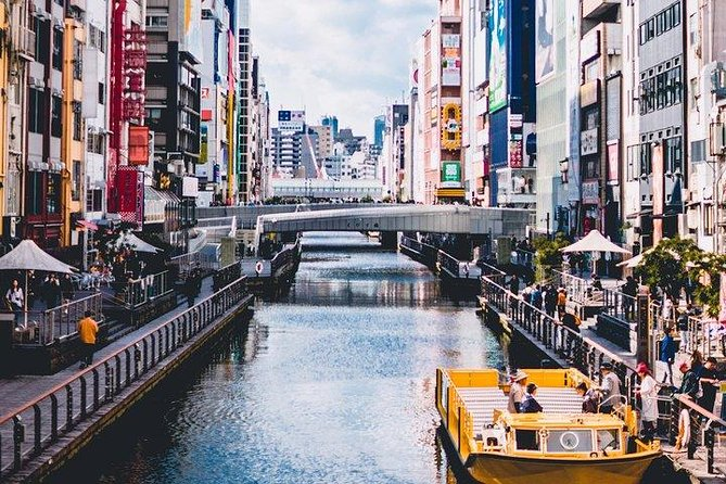 Private and personalized experience: see Osaka with a local photo 10