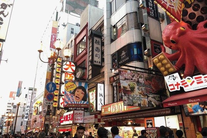 Private and personalized experience: see Osaka with a local photo 4