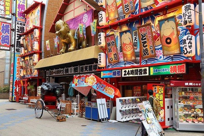 Private and personalized experience: see Osaka with a local photo 13