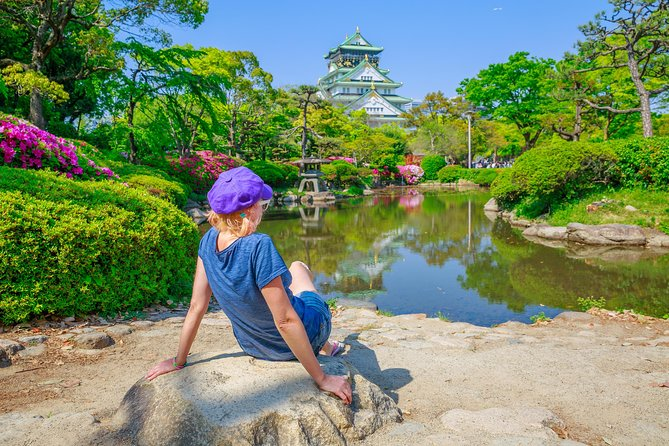 Private and personalized experience: see Osaka with a local photo 14