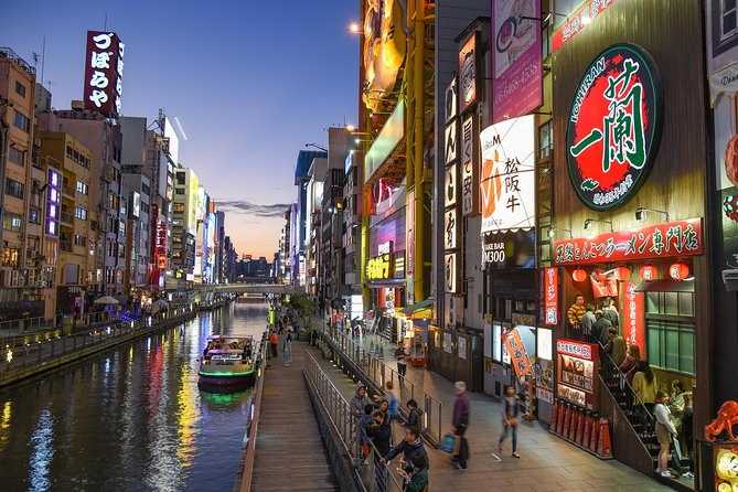 Private And Personalized Experience: See Osaka With A Local