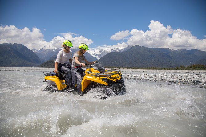 2-Hour Adventure Quad Bike Tour from Franz Josef
