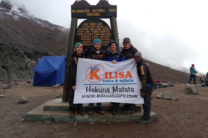 6 days Machame route climbing Mt.Kilimanjaro photo 8