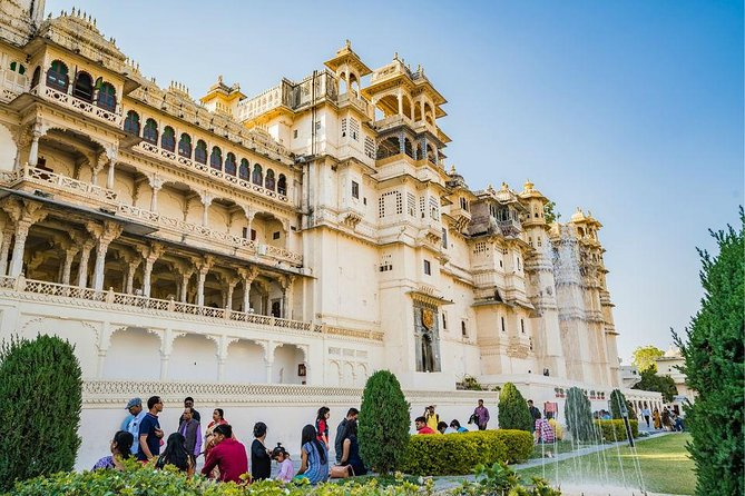 7 Days Golden Triangle Tour with Jodhpur & Udaipur