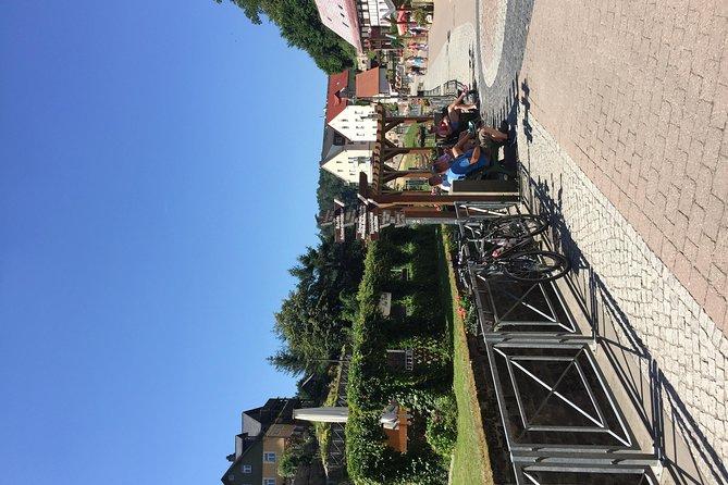 Saxon Switzerland and Dresden
