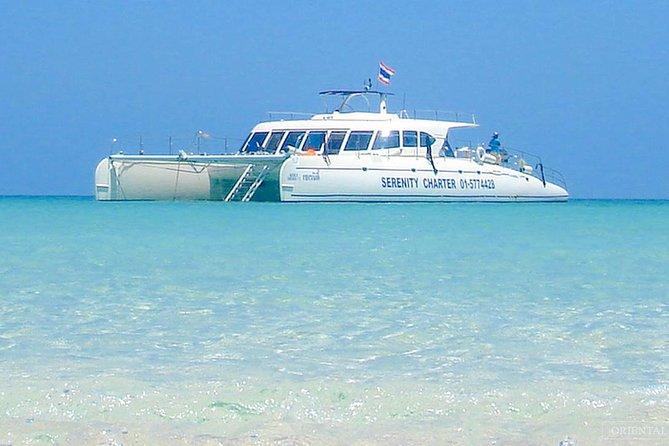 Pattaya: Excursão de dia inteiro em catamarã e snorkeling com almoço