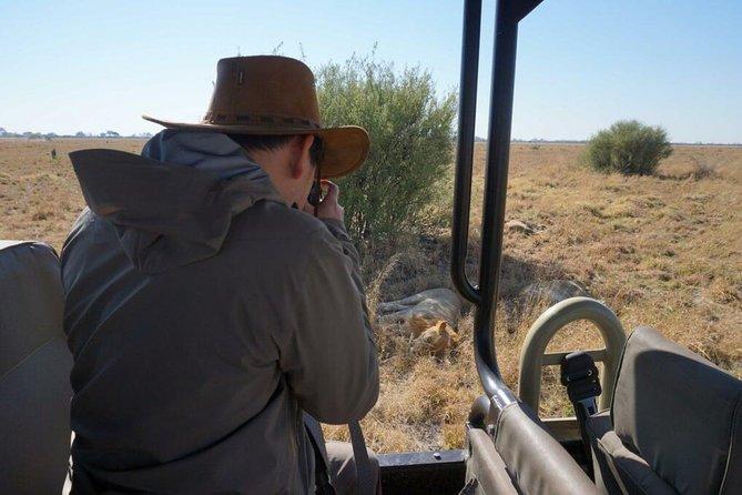 7-Day / 6-Night — Highlights of Botswana Safari: Savuti and Khwai