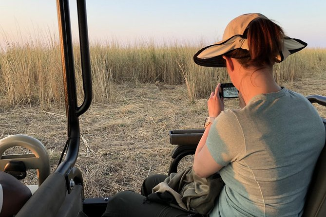 7-Day / 6-Night — Highlights of Botswana Safari: Xakanaxa & Khwai