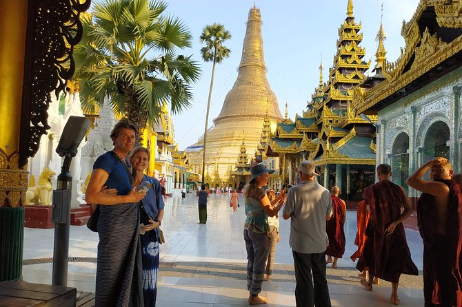 Beautiful Yangon Full day Tour