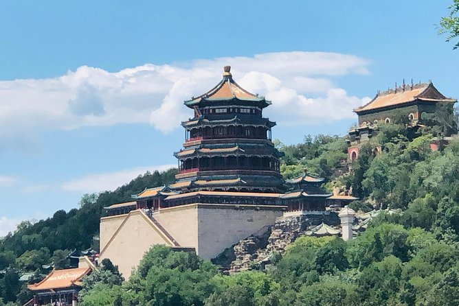 Forbidden City and Summer Palace Private Day Tour