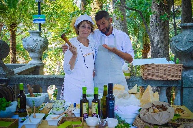 Gabriella's Pesto & Pasta Cooking Class