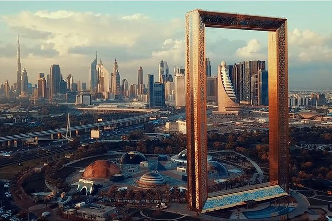 Pinnacle Experience from Dubai Frame & Burj Khalifa Observation Deck