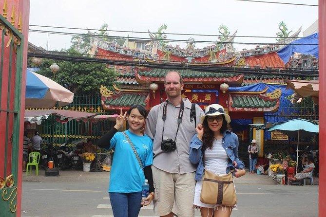 Private Saigon City Tour Half Day by Car