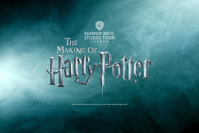 Harry Potter Studio Tour with return transfer - from Brighton