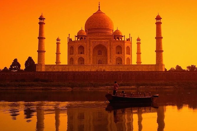 Taj Mahal tour from Agra