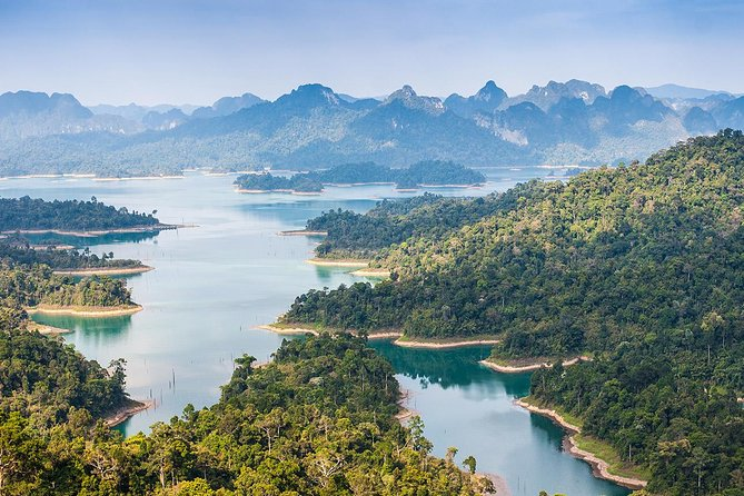 Full Day Khao Sok National Park Tour from Krabi with Bamboo Rafting & Lunch