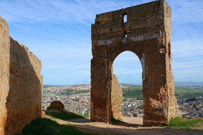 A guided tour of the ramparts of the FEZ MEDINA