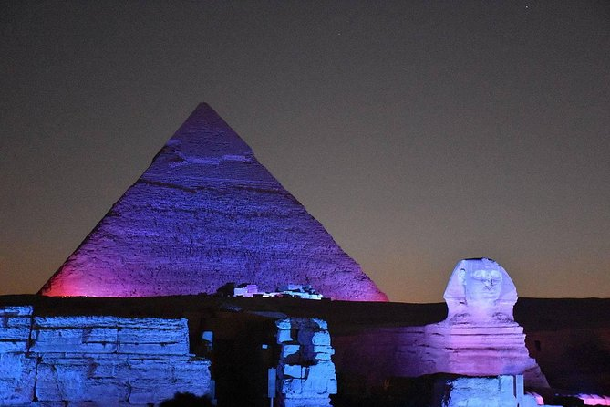Pyramids Sound and Light Show in Giza with Transfer photo 7