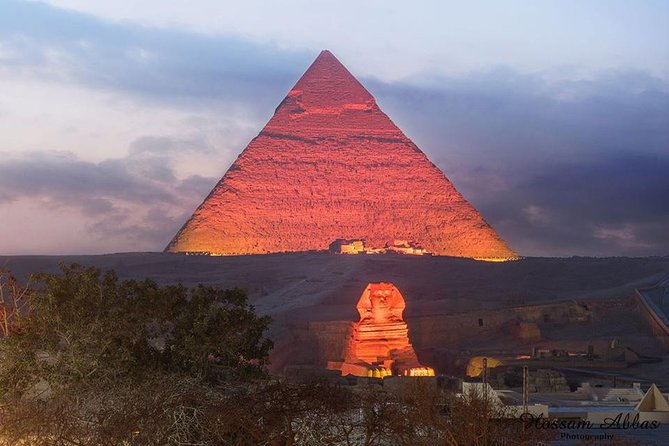 Pyramids Sound and Light Show in Giza with Transfer photo 6