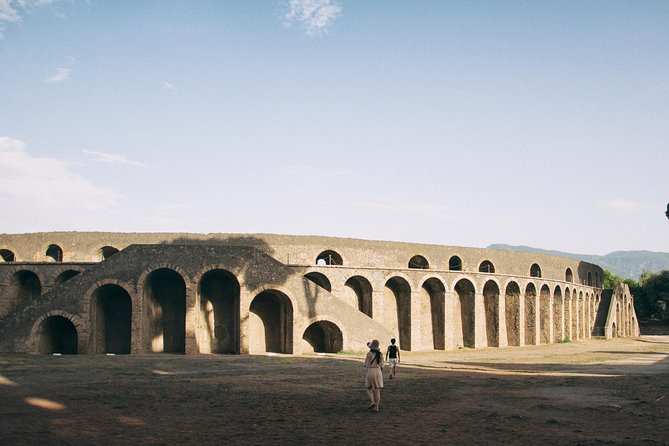 Journey to Discover the Roman Pompeii Strolling among the Ancient Domus
