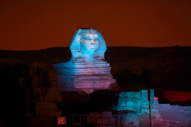 Pyramids Sound and Light Show in Giza with Transfer photo 8