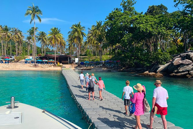 Coral and Racha Islands full day tour from Phuket