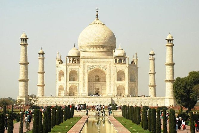 11- Hours Agra Day Tour : Sunrise and Sunset of Taj Mahal photo 7