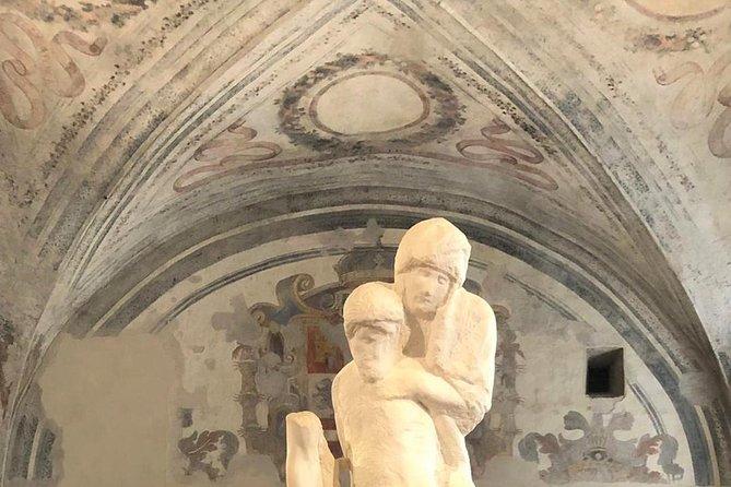 Milan Hidden Gems Guided Tour: Michelangelo's Pietà San Maurizio and San Satiro