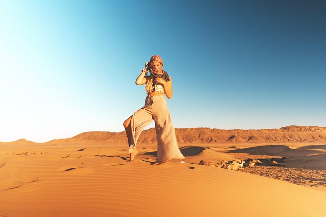3 Day Private Desert Tour From Fez To Marakech