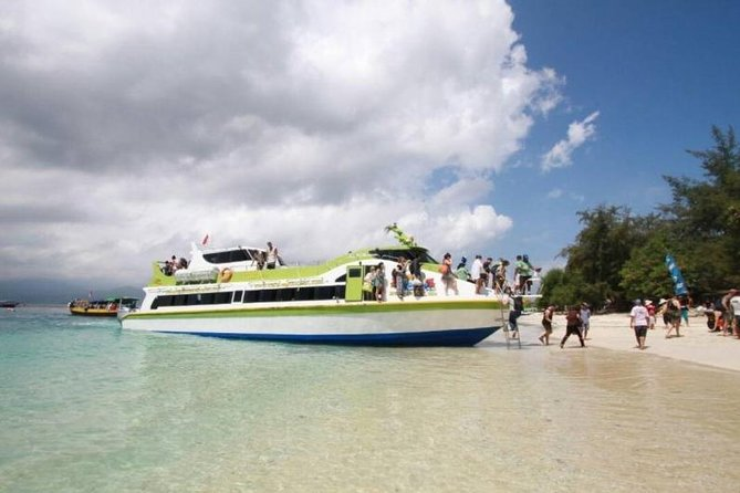 Bali to Gili Air by Speedboat