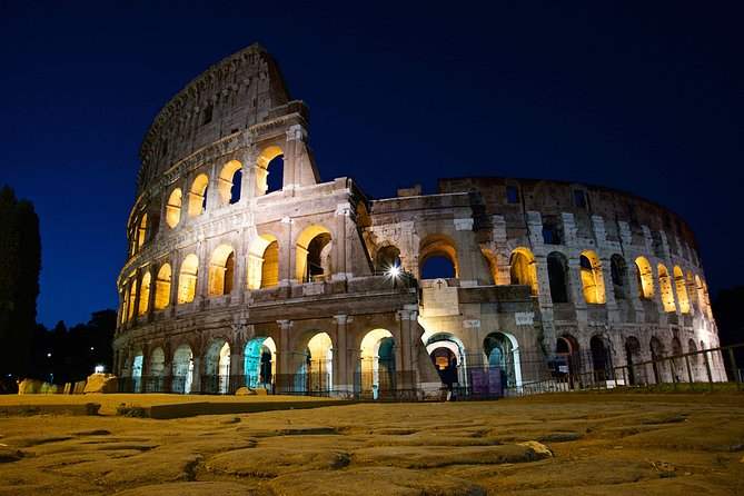 Private Photo Tour and Workshop in Rome (Dusk to Dawn)