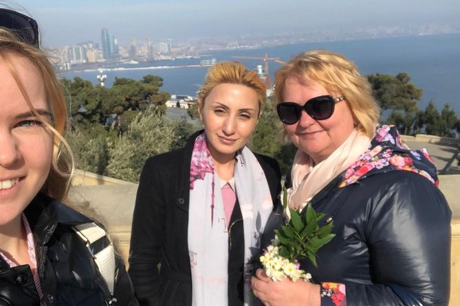 Baku sightseeing tour