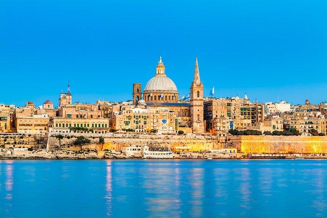Valletta Walking Tour