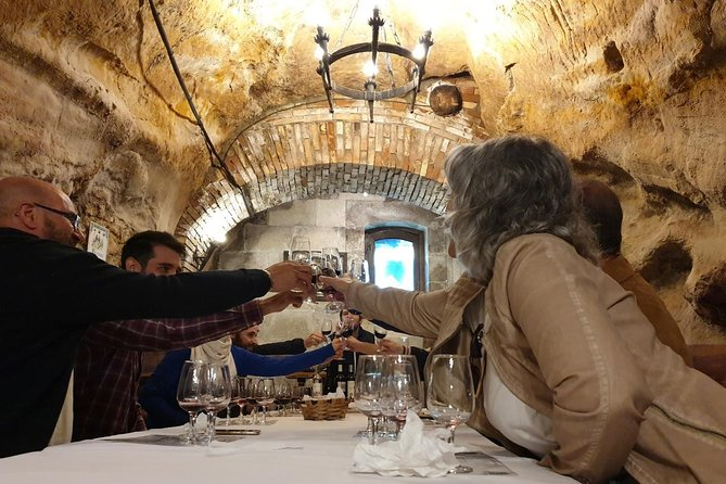 TASTE THE TREASURES from RIBERA DEL DUERO in a SUBTERRANEAN wine Cellar photo 7