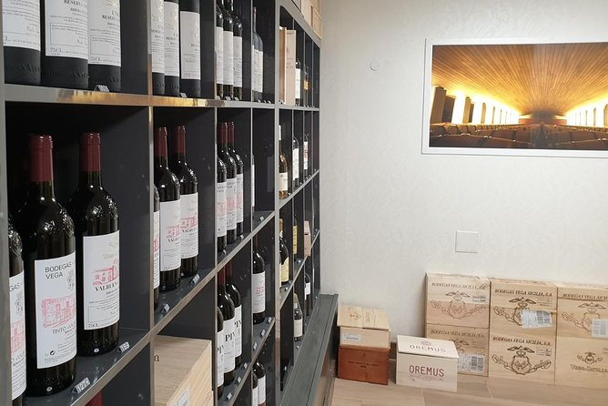 TASTE THE TREASURES from RIBERA DEL DUERO in a SUBTERRANEAN wine Cellar photo 9