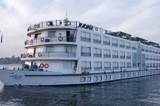 Nile Dinner Cruise from Cairo hotels