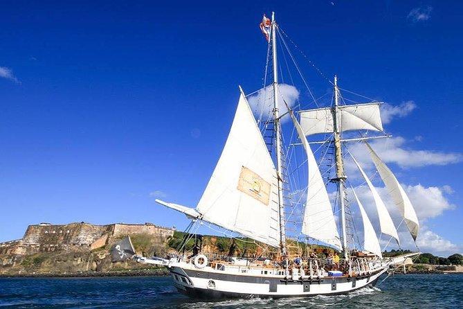 Old San Juan Harbor Sail
