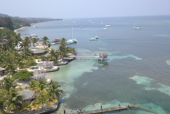 Roatan by Land and Sea
