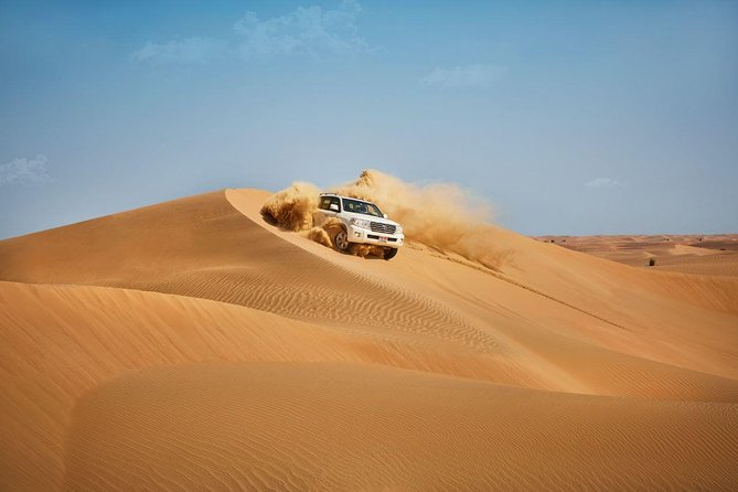 Evening Desert Safari in Abu Dhabi