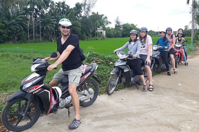 Hoi An Countryside by Motorbike