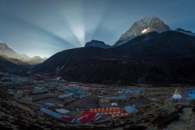 Private Everest Base Camp trek in 14 days