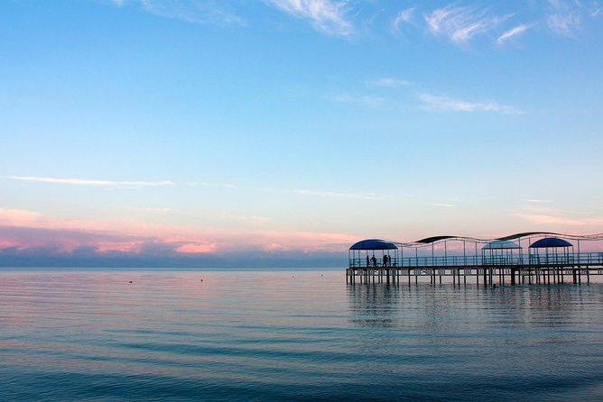 Journey to the Blue Eye of the Earth (Issyk-Kul Round Trip)