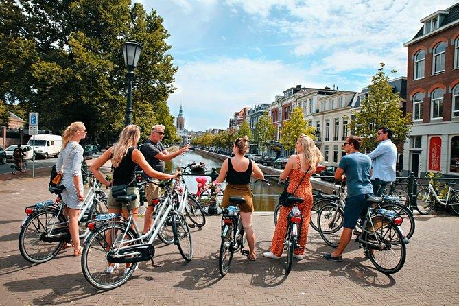 The Hague Highlight Bike Tour