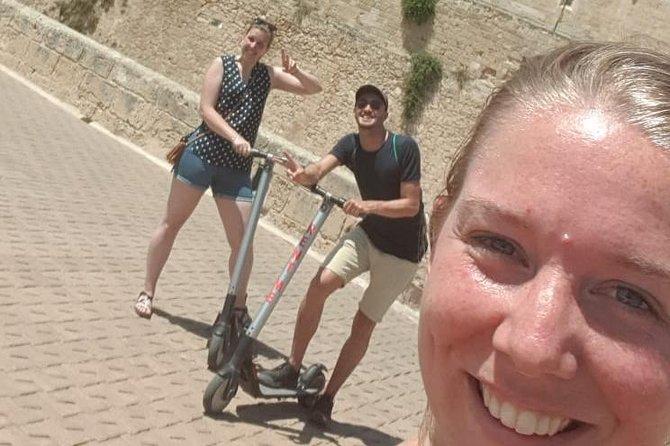 Electric Scooter Tour in Palma de Mallorca