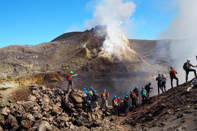 Etna - Trekking to the Summit Craters