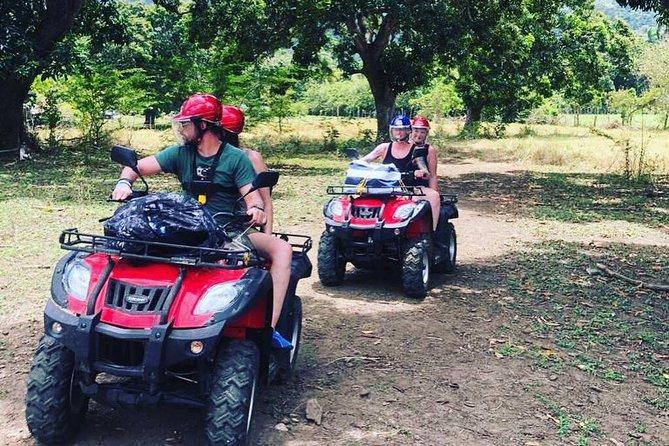 ATV Adventure plus Lunch