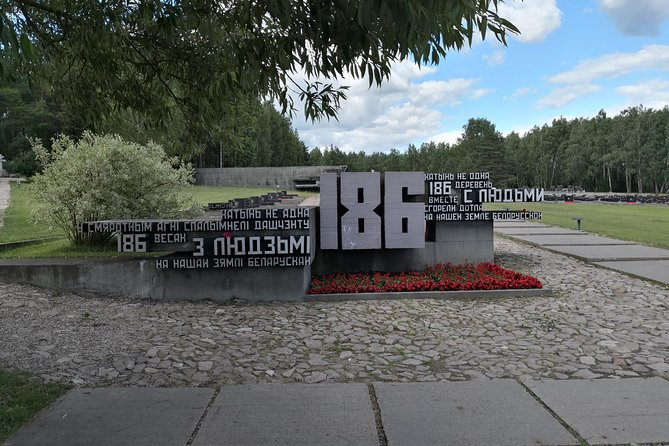 TOUR: Khatyn Memorial Complex photo 2