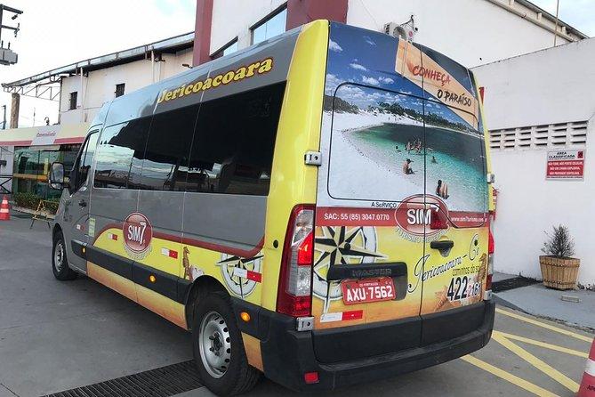 Round trip transfer to Jericoacoara