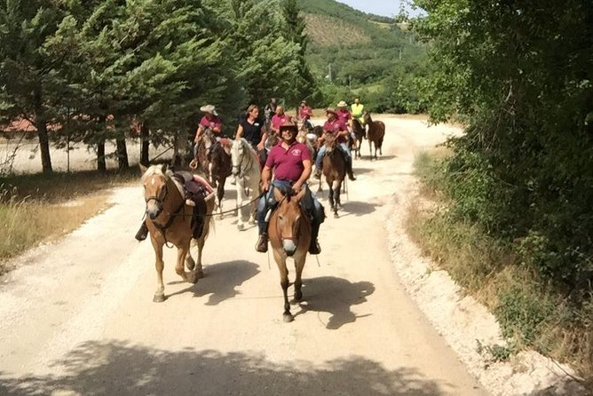 Day Trip: The Norcineria Art Cooking Lab + Lunch + Horse Riding With Tastig